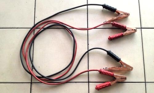 Kabel Jumper Aki untuk Mobil Besar Truk Bus Box 500 Ampere