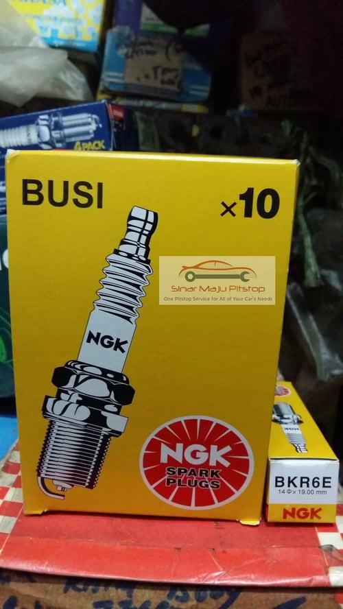 NGK BKR6E Busi Mobil BMW X3 X5 X6 325i E46 760Li 520i E60