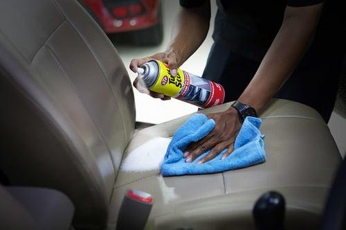 STP Tuff Stuff Spray Pembersih Noda Jok Mobil 623gr Original