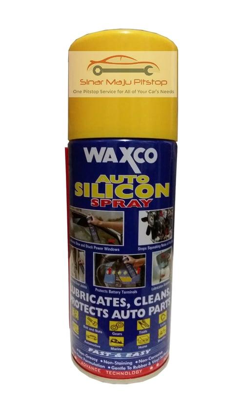 WAXCO Silicon Spray Belt Dressing Motor Matic Original 300ml