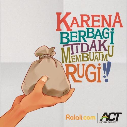 ACT - Yuk Rutinkan Sedekah Subuh