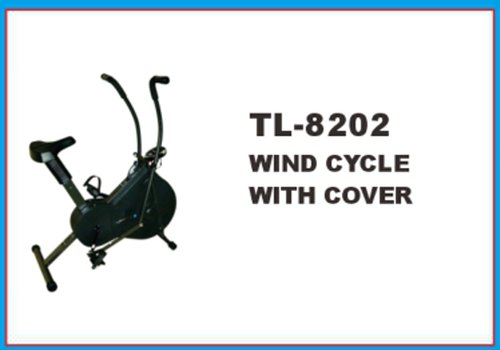 Wind Cycle With Cover TL-8202