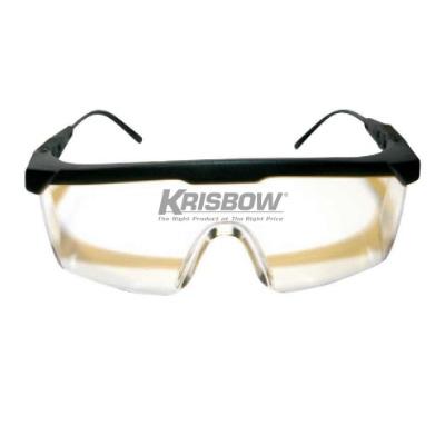 Kacamata Spectacle Flexible Temple Smoke Krisbow KW1000541