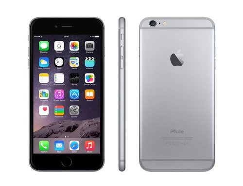 APPLE iPhone 6 16GB Space Grey / Free Tempered Glass
