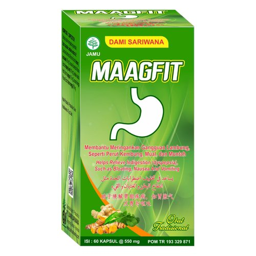 MAAGFIT 60 KAPSUL