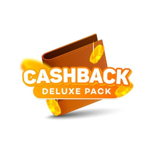 Deluxe Pack - Voucher Cashback sampai Rp 250,000