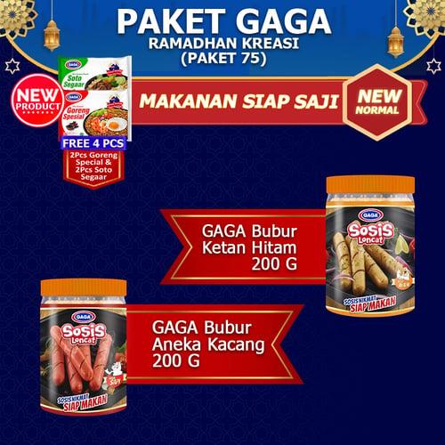 Paket GAGA Ramadhan Kreasi (GG75)