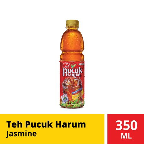 Teh Pucuk Harum Jasmine 350 ml