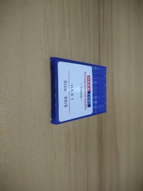jarum mesin jahit portable dan tradisional HAx1 65/9