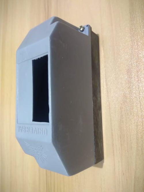 Rumah box MCB pole 1