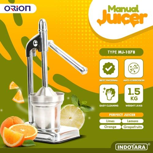 Orange Juicer/ Alat Peras/ Press Jeruk - Orion MJ-1078