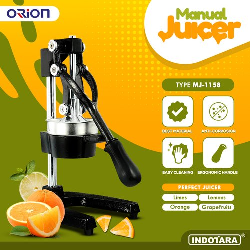 Orange Juicer/ Alat Peras/ Press Jeruk - Orion MJ-1158