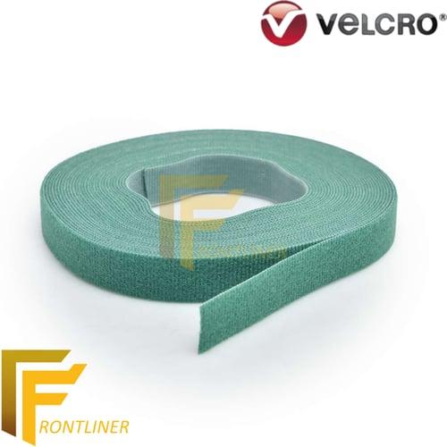 Velcro One Wrap Fastener lebar +/- 20mm Green panjang 22,9m