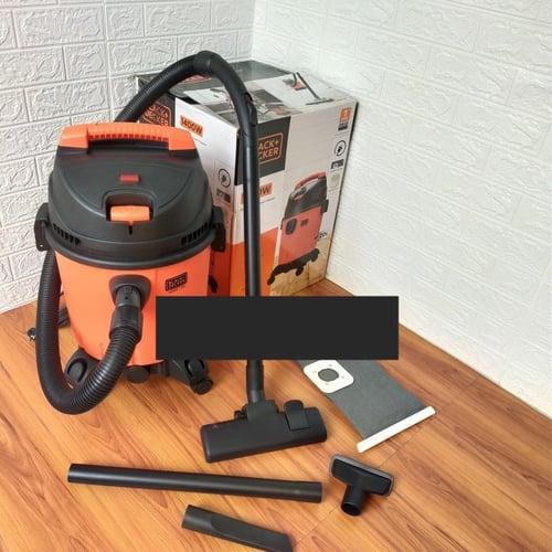 BLACK DECKER mesin vacum vacuum cleaner 20L WET & DRY