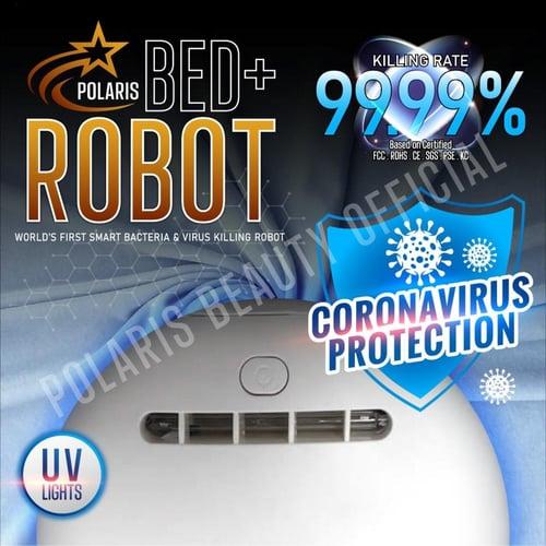 Polaris BED+ UV Sterilizer Robot