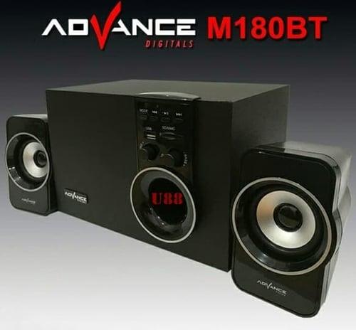 Advance M180 BT - Multimedia Speaker with Subwoofer System