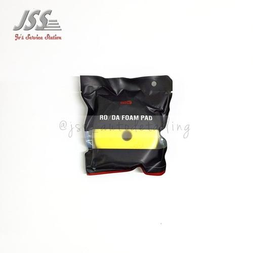 SGCB RO/DA Foam Pad Yellow Polishing Pad diameter 3 inch