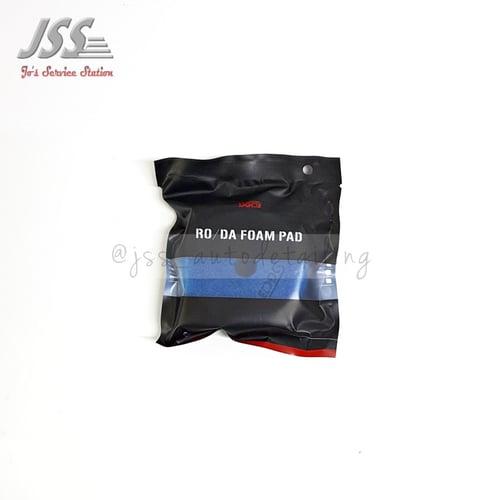 SGCB RO/DA Foam Pad Blue High Cutting Pad diameter 3 inch