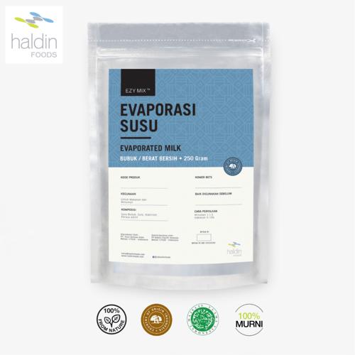 haldinfoods Susu Evaporasi Evaporated Filled Milk 250 Gram