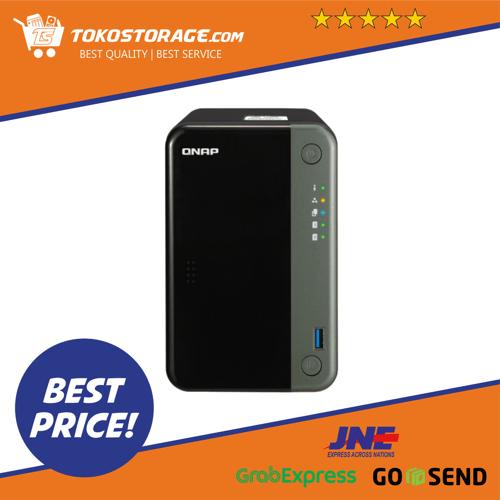 QNAP TS-253D-4G 2 Bay High Performance NAS 4GB Private Storage TS 253D