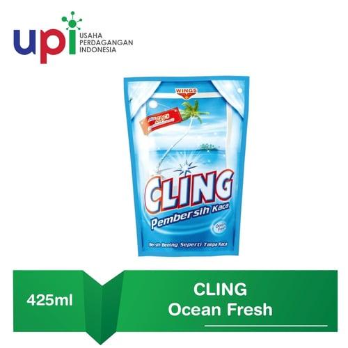 Cling Pembersih Kaca App 425ml