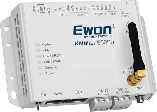 Ewon Netbiter EC360 - IoT Gateway