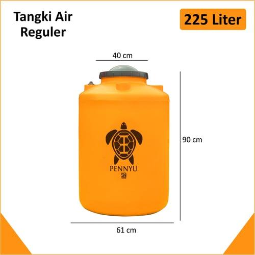 PENNYU Tangki Air 255 Liter Kuning