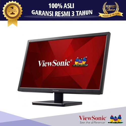 Monitor LED 22 ViewSonic VA2223 H Full HD HDMI & VGA Input