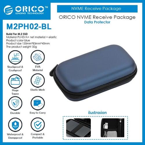 ORICO NVME SSD Protector Storage Bag - M2PH02