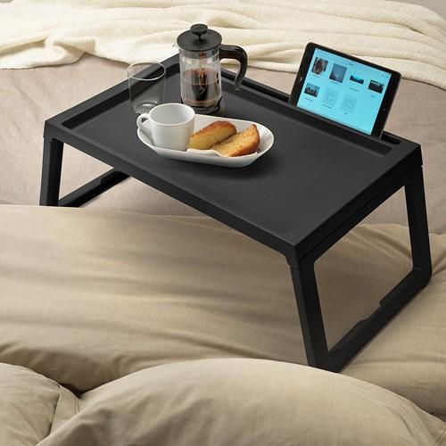 Meja Lipat Ikea - Hitam