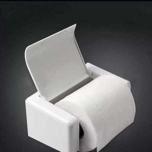 Tempat Tisu Toilet Tisu Gulung Model Toto