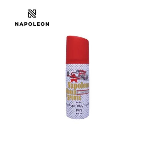 Parfum Deodorant Napoleon Hero Putih 65 ml