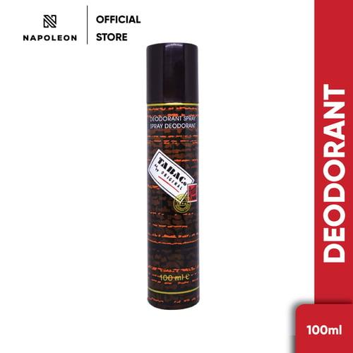 Tabaco Original Coklat Parfum Deodorant Spray 100 ml