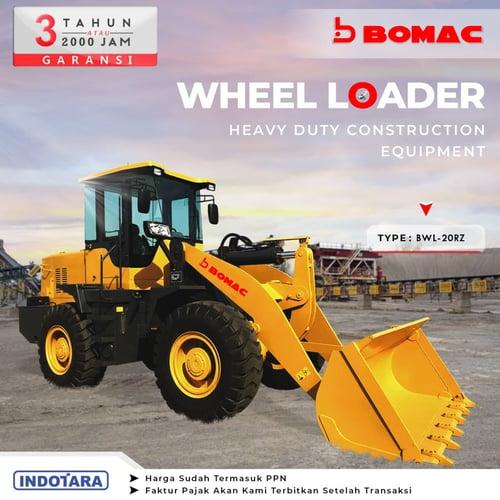 Bomac Wheel Loader BWL20RZ