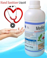 Hand Sanitizer 1L Cair