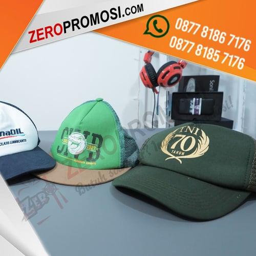 Menerima Pesanan Custom Trucker - Topi Jaring Trucker Topi Jaring Promosi