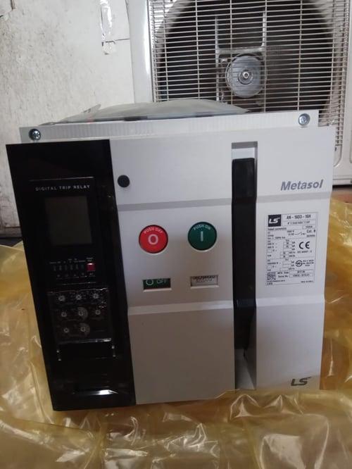 ACB 3P 1600A Manual 65kA / Type AN-16D3-16H Merk LS