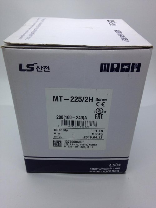 Thermal Overload Relay MT - 225 / 2H (160 - 240A) Merk LS