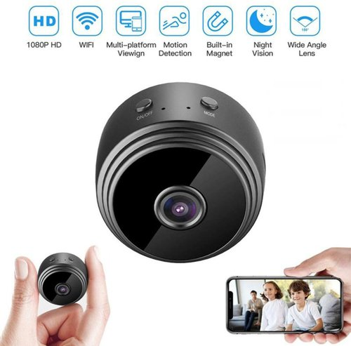 IP Cam A9 Mini spy cam kamera pengintai ip wifi cctv hd 1080p