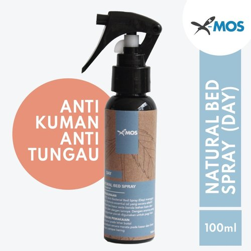 X-MOS Natural Bed Spray Day 100ml - Anti Bacterial