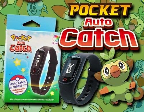 Pokemon Go Pocket Auto Catch New with Box
