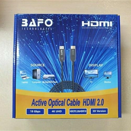 Kabel HDMI FIBER OPTIC 50 Meter