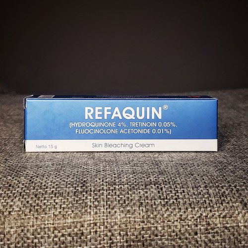 REFAQUIN 15 gram box ori