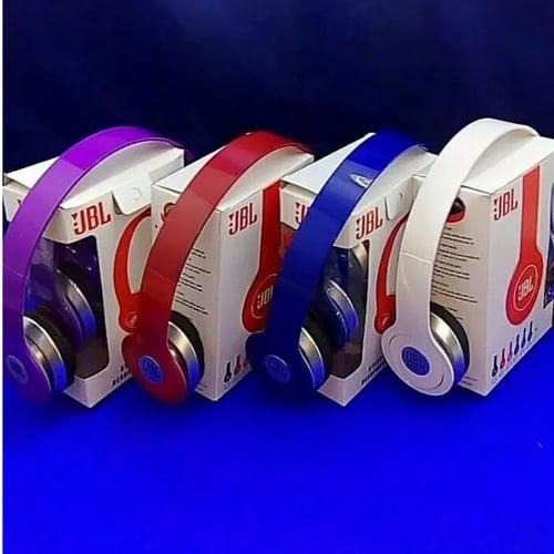 HEADSET / HEADPHONE IN EAR BANDO SOLO HD + MIC STEREO MUSIC BASS COLOUR 3,5 mm JACK AUDIO