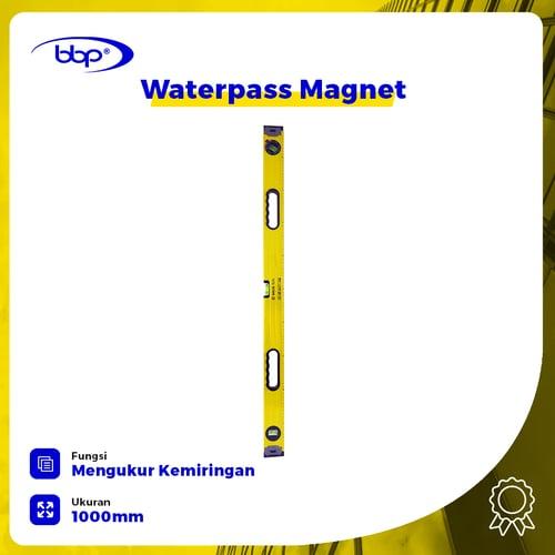 Waterpass Magnet 100 CM