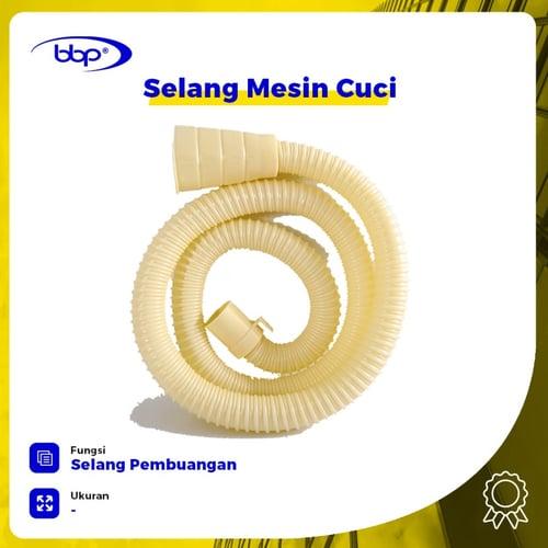 Selang Pembuangan Air Mesin Cuci Fleksibel / Selang Outlet Mesin Cuci - 4 m