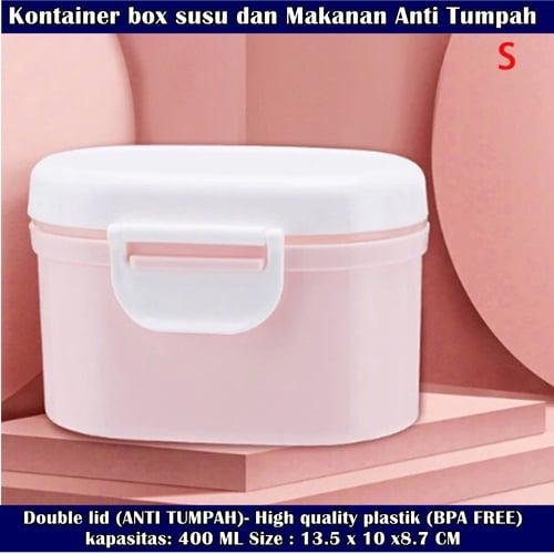 Kontainer box susu dan Makanan Portable Murah
