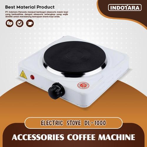 Electric Cooking Plate Stove Moka Pot Kompor Listrik Mini - DL1000