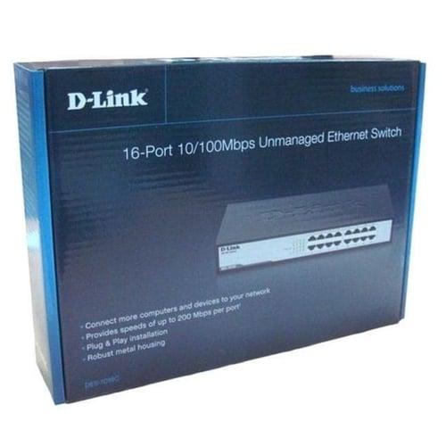 D-LINK DES-1016C 16-port