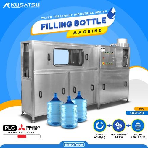 Filling Bottle Machine Kusatsu - QGF60